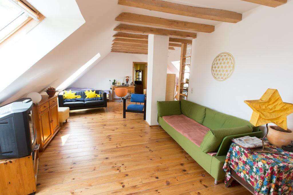 Zwei Zimmer Wohnung
